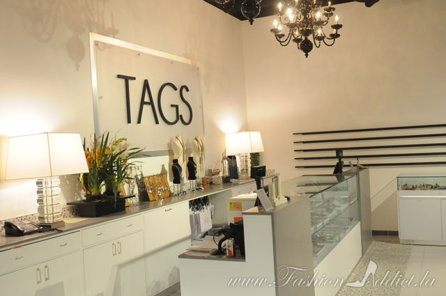 TAGS Shop Grand Opening