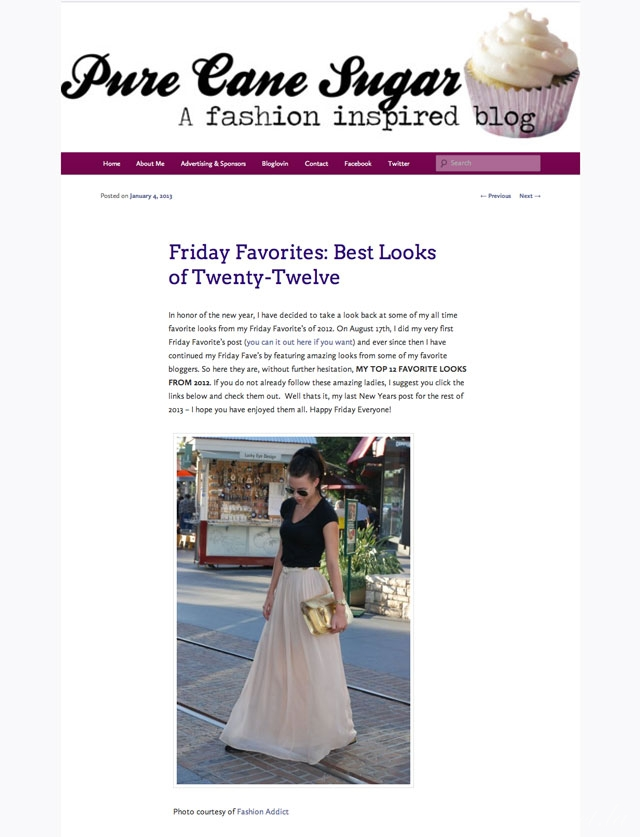 press-Friday-Favorites--Best-Looks-of-Twenty-Twelve---Pure-Cane-Sugar--