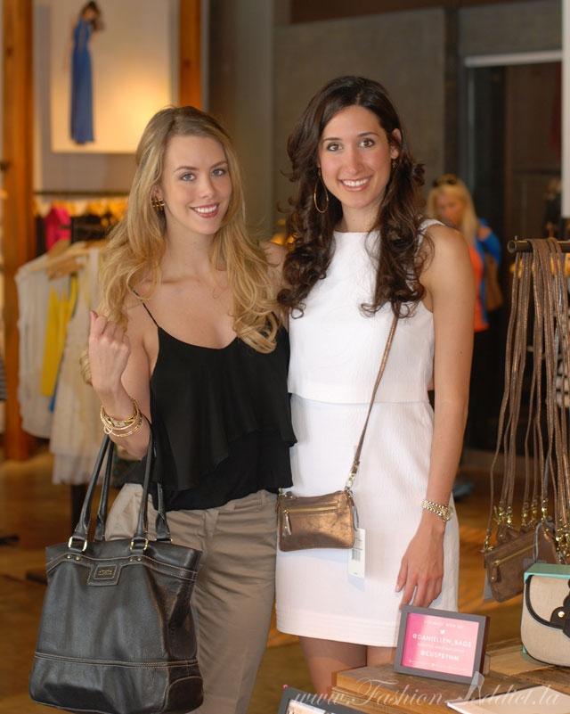 Danielle Nicole and Kier Mellour