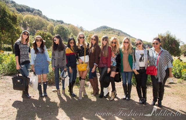 LA Fashion Bloggers