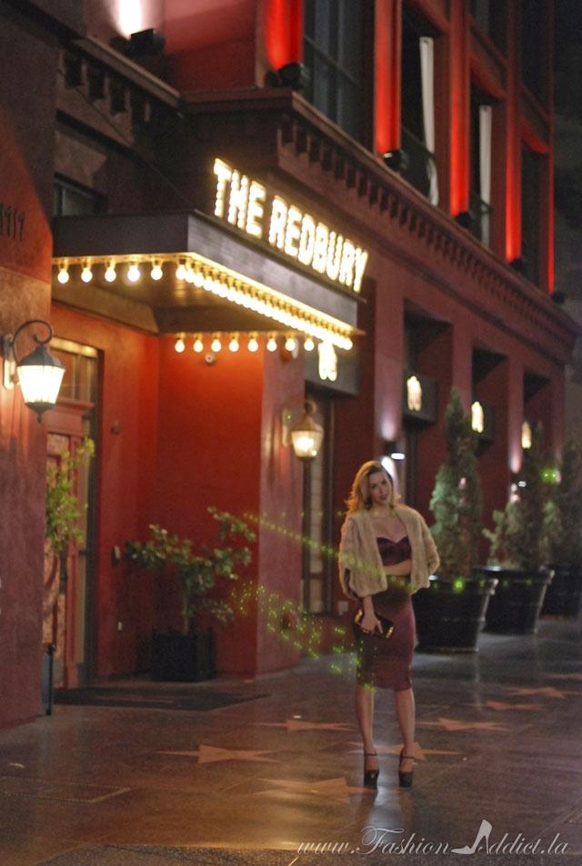 At The Redbury Hotel