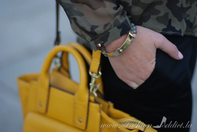 Phillip Lim for Target mini mustard bag