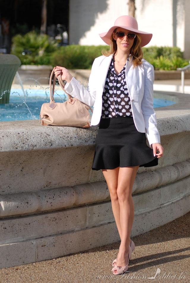 Hollywood Fashion Blogger