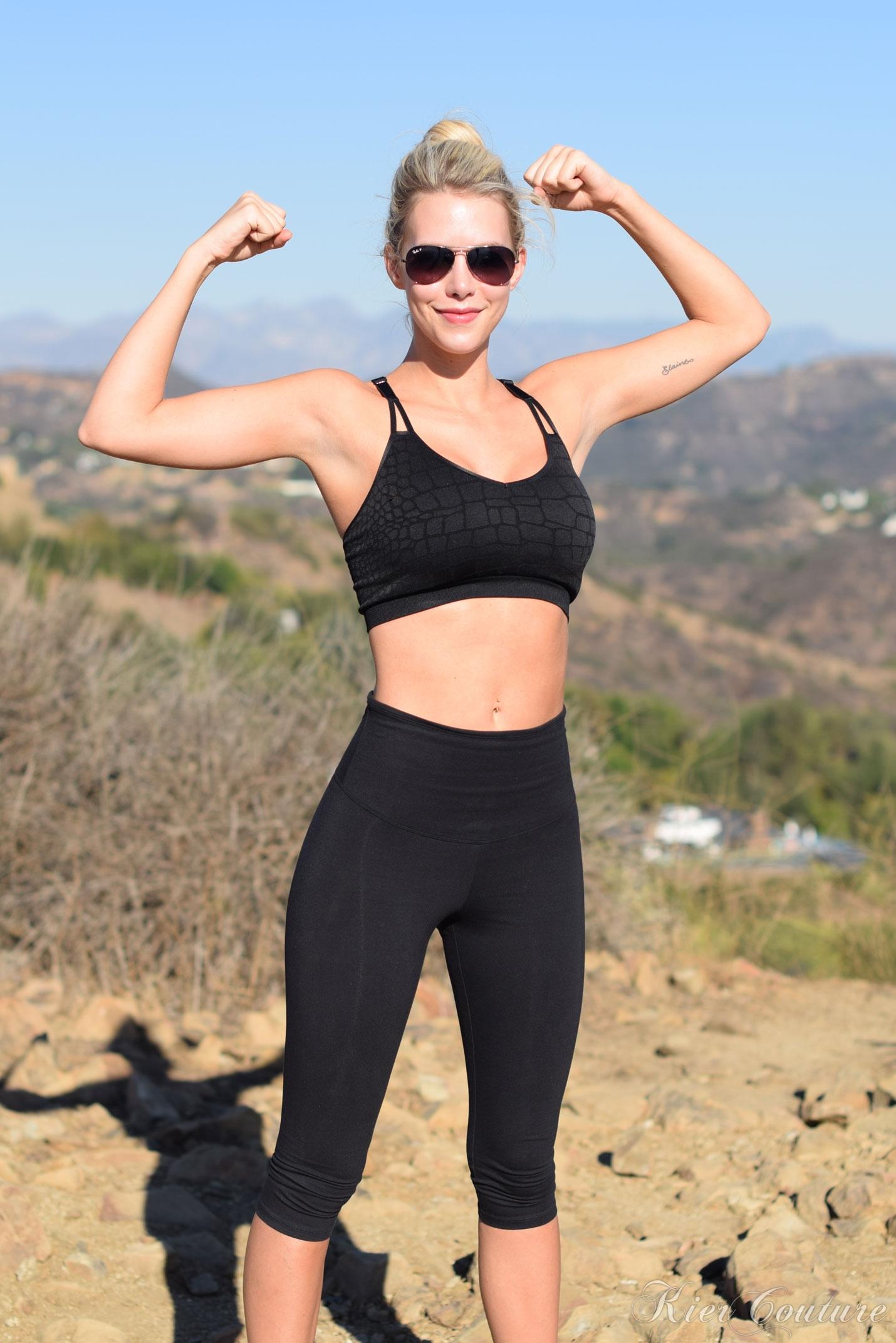 Runyon Canyon Workout Wear Yummie By Heather Thomson